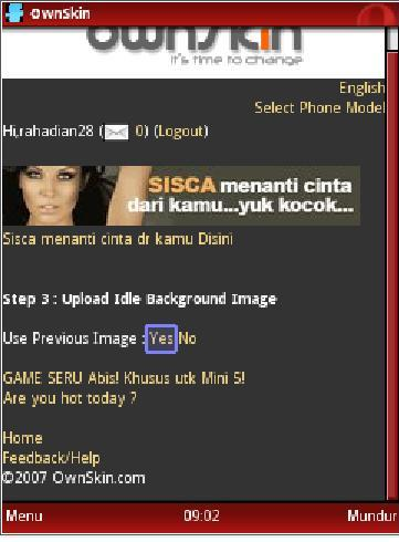B-nez s60 themes: windows theme pack for s60.